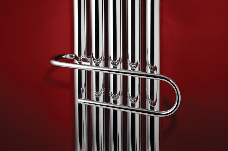 Quill Additional Towel Rail - Mirror Finish
