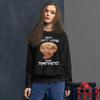 Next Giant Leap for Mankind Sweatshirt