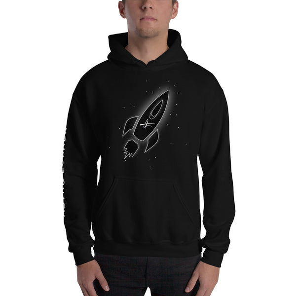Astro Locker Rocket Hooded Sweatshirt