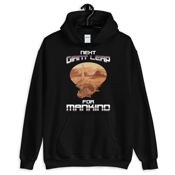Next Giant Leap For Mankind Hoodie