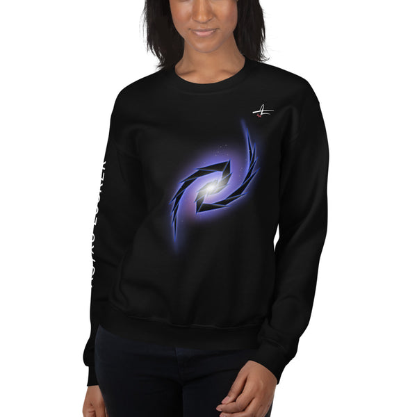 Razor Galaxy Sweatshirt
