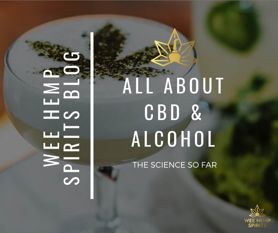 ALL ABOUT CBD & ALCOHOL