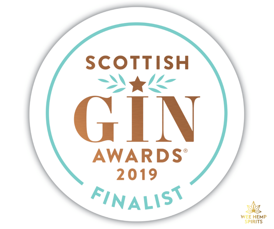 Canna'B Gin Reaches Final Of Scottish Gin Awards