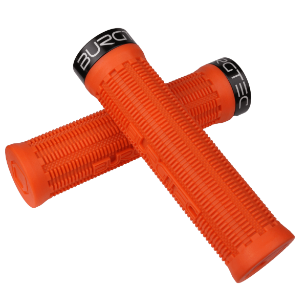 Burgtec Bartender Pro Greg Minnaar Signature Grip Iron Bro Orange