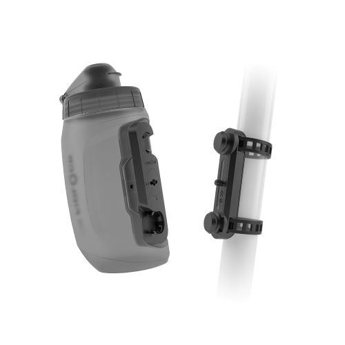 Fidlock Twist Bottle 450ml With Fidlock Logo Front Uni Strap