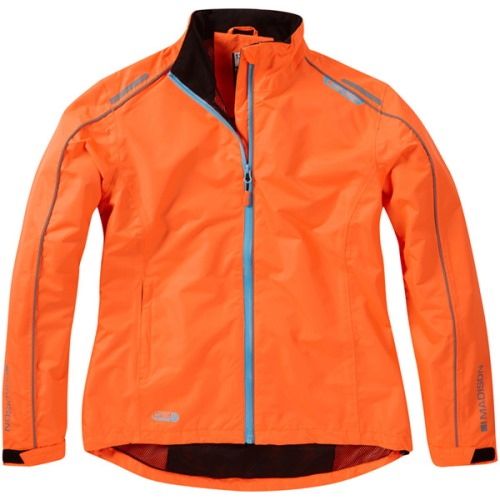 Madison Protec Womens Shocking Orange Jacket 2017