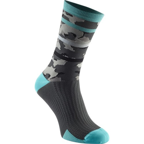 Madison Roadrace Premio Blue Curaco Limited Long Sock