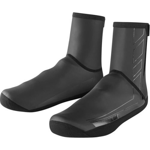 Madison Element Neoprene Opens Soles Black Overshoes Front
