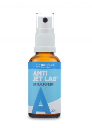 NZ Natural Anti-Jet Lag 30ml