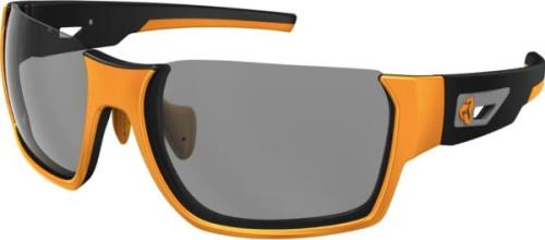 Ryders Invert VeloPOLAR Orange-Black / Lt Grey Lens Anti-Fog