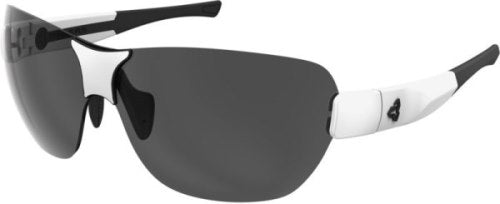 Ryders Airsupply Anti-Fog Glasses White-Black / Grey Lens Anti-fog