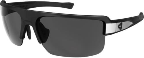 Ryders Seventh Standard Lens Black Matte-White / Grey Lens Fm
