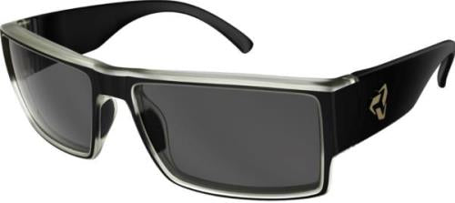 Ryders Chops Standard Lens Black-Gold Matte / Grey Lens