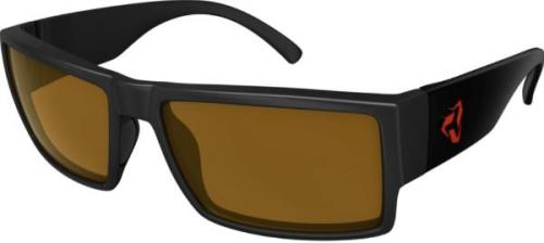 Ryders Chops Polarized Lens Matte Black / Brown Lens