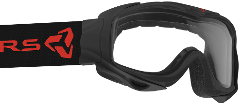 Ryders Shore Goggle Black / Clear Double Lens