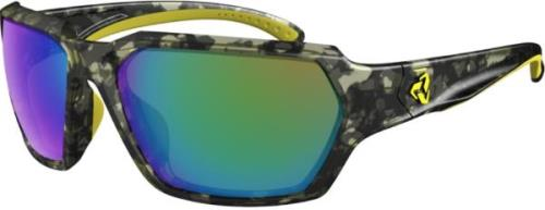 Ryders Face Standard Lens Camo Matte / Brown Lens Green Mr