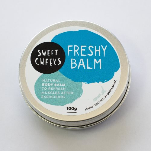 Sweetcheeks NZ Freshy Balm 100gm