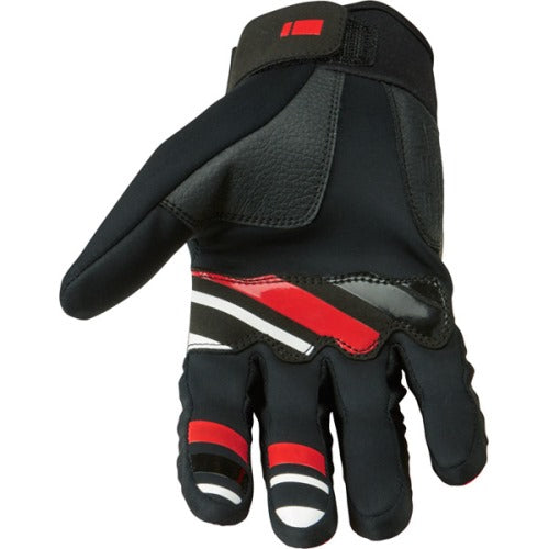 Madison Sprint Mens Red Blocks Glove