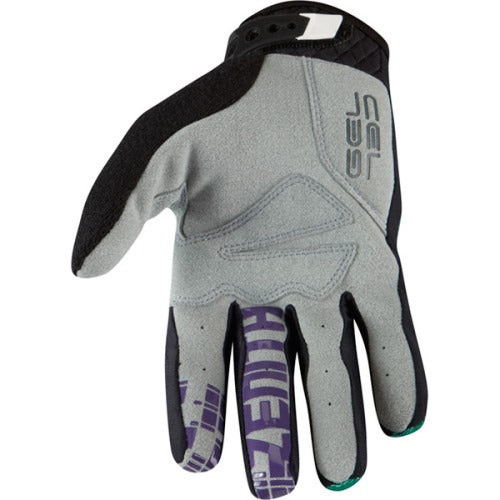 Madison Zenith Mens Oak Green/Cloud Grey Glove Rear