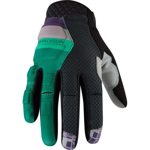 Madison Zenith Mens Oak Green/Cloud Grey Glove Front