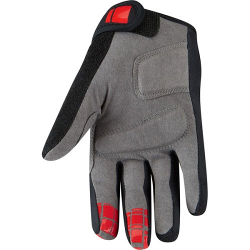Madison Trail Youth Black Glove Rear