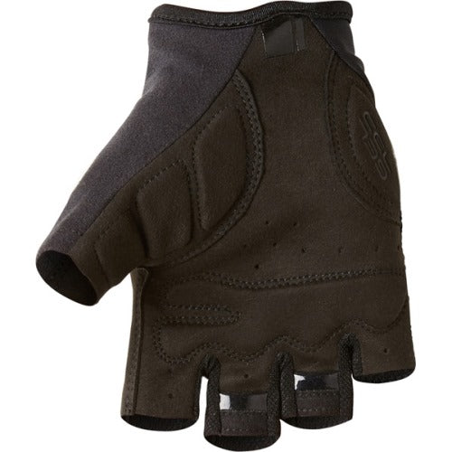Madison Sportive Mens Black Mitts Rear
