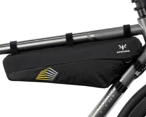 Apidura Racing Frame Pack  Side
