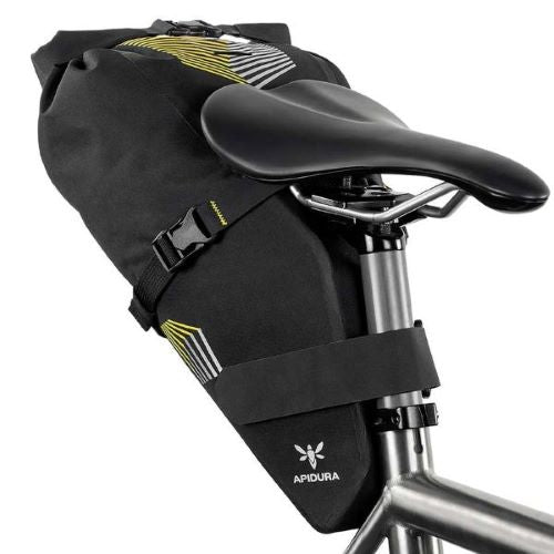 Apidura Racing Saddle Pack 7L Angle Fitted