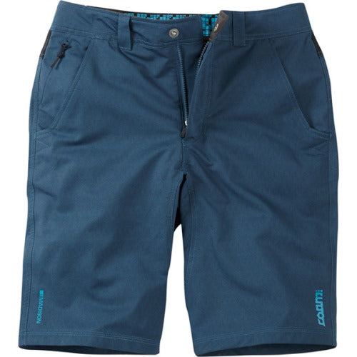 Madison Roam Mens Atlantic Blue Shorts Front