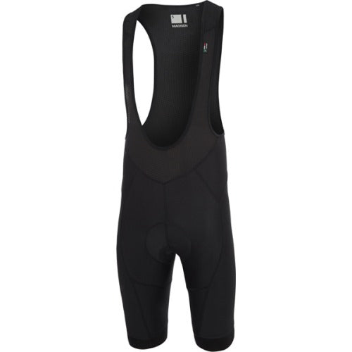 Madison Turbo Mens Bib Shorts Front