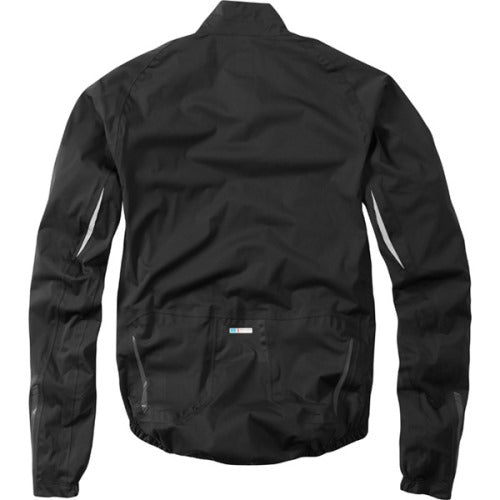 Madison Roadrace Premio Mens Black Jacket Rear