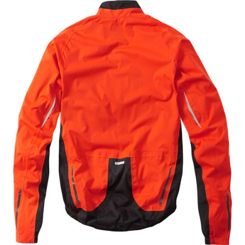 Madison Roadrace Premio Mens Red Jacket Rear
