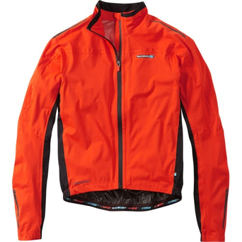 Madison Roadrace Premio Mens Red Jacket Front