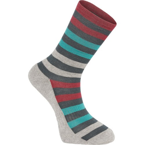 Madison Isoler Merino Ink Navy Pop Sock