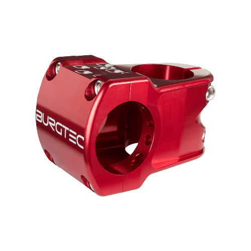 Burgtec Enduro MK2 Stem 35mm Bar Race Red