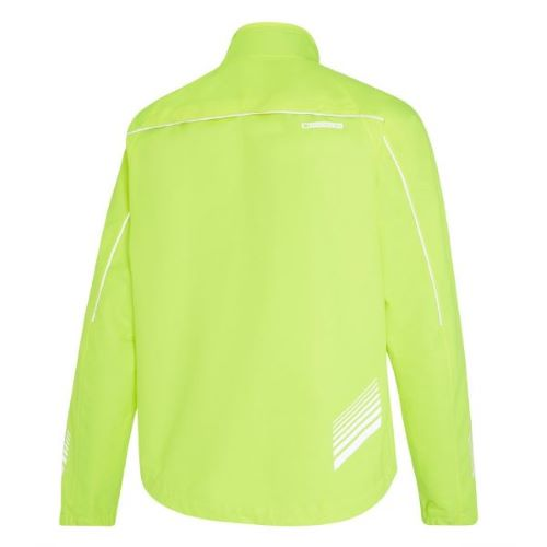2020 Protec Mens Jacket Yellow Rear