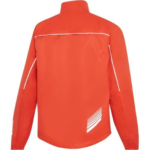 2020 Protec Mens Jacket Chilli Red Rear