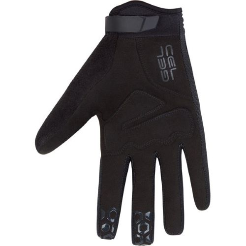Madison Zenith Mens Glove Black Rear