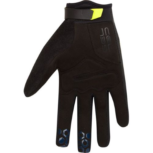 Madison Zenith Mens Glove Navy Rear