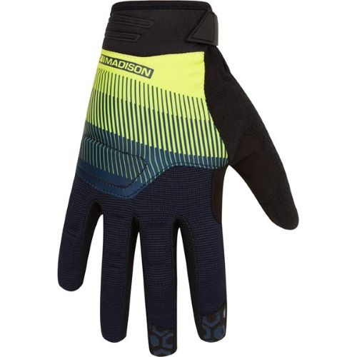 Madison Zenith Mens Glove Navy Front