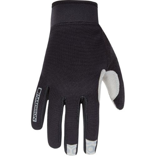 Madison Leia Womens Glove Black Front