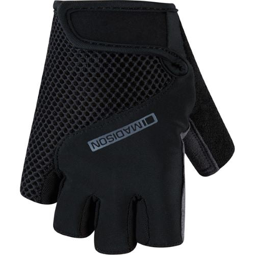 Madison Lux Womens Glove Black Front
