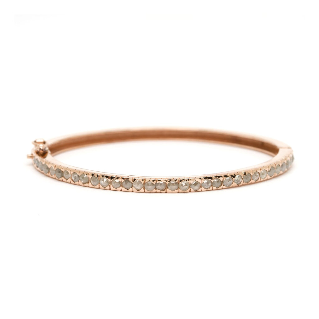 Stacking Bangle - Diamond