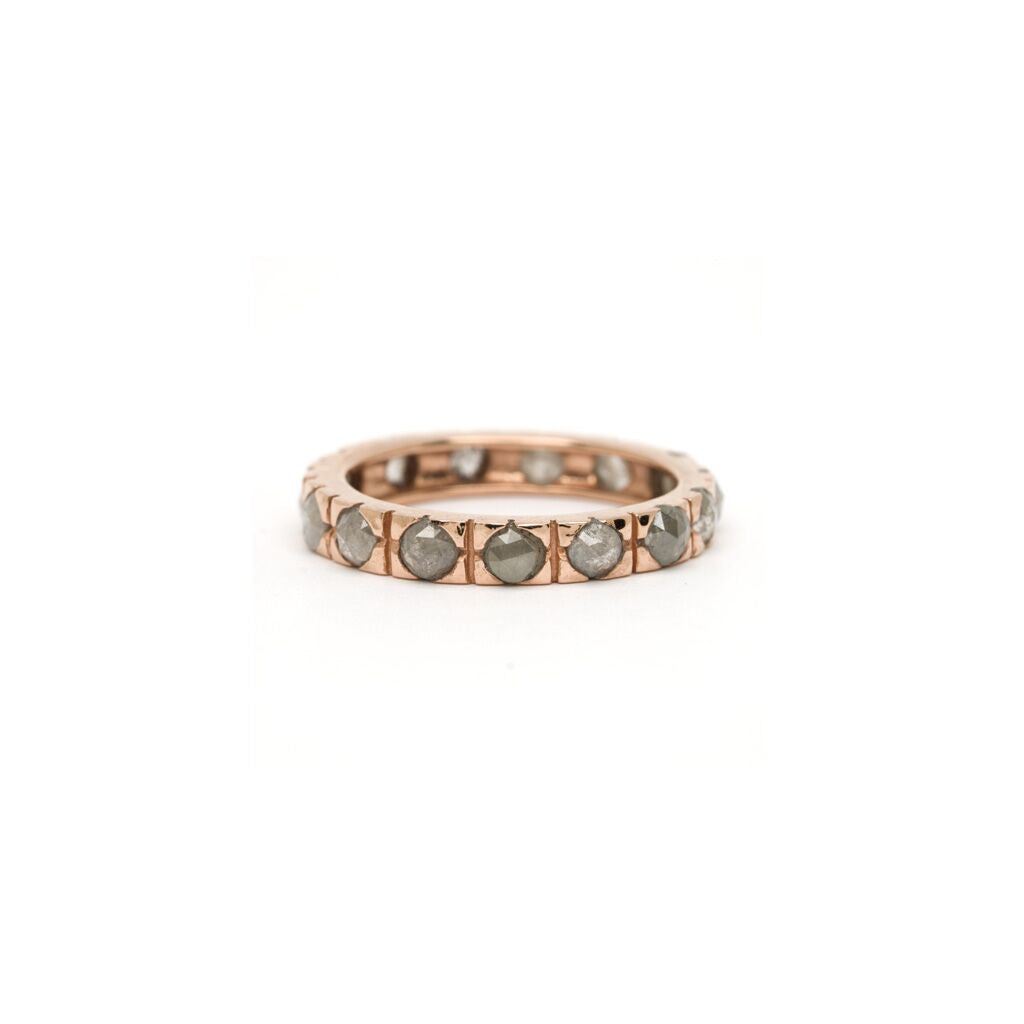 Spacer Stacking Ring - Diamond