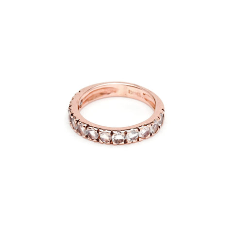 Thin Stacking Ring - Moonstone
