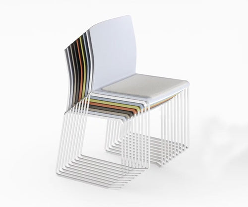 Gaber Artesia stackable Chair