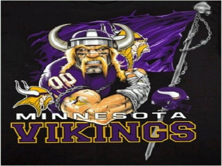 Minnesota Vikings Big Diamond Painting Kit - DIY