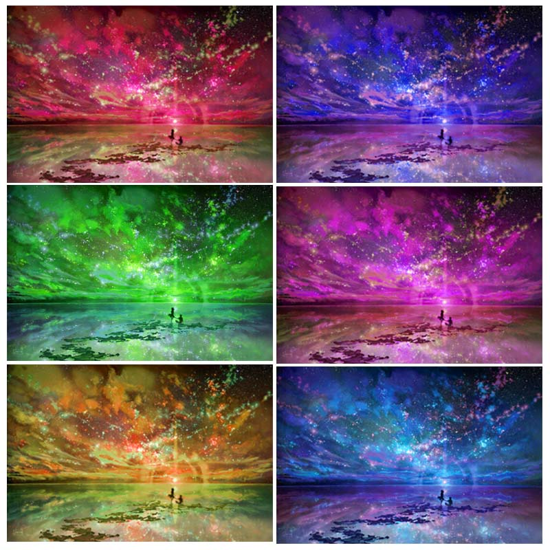 Love The Sky Diamond Painting Kit - DIY