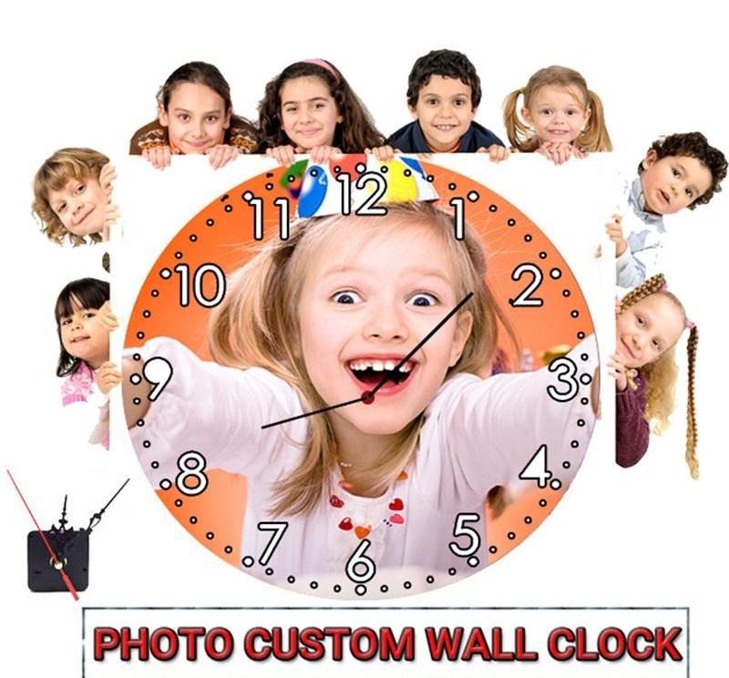 Custom Clock Diamond Painting Kit - DIY