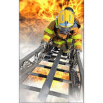 Firefighters Fire Diamond Painting Kit - DIY
